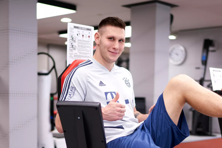 Sule confirms that he will resume running training on Monday