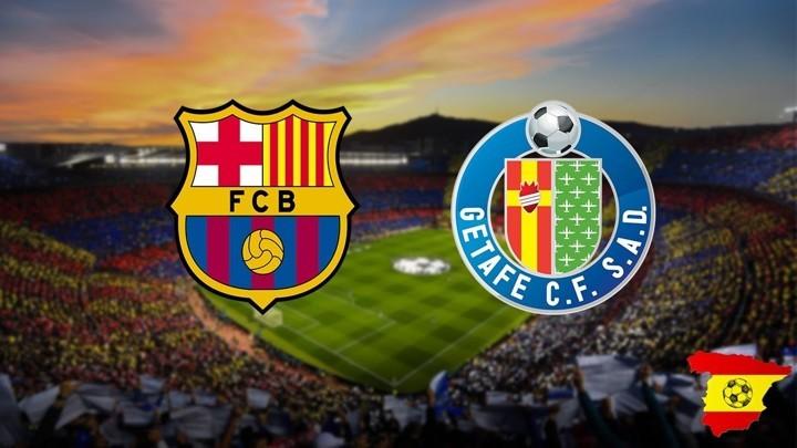 Barcelona vs Getafe preview: Team news, line-ups, prediction and more...