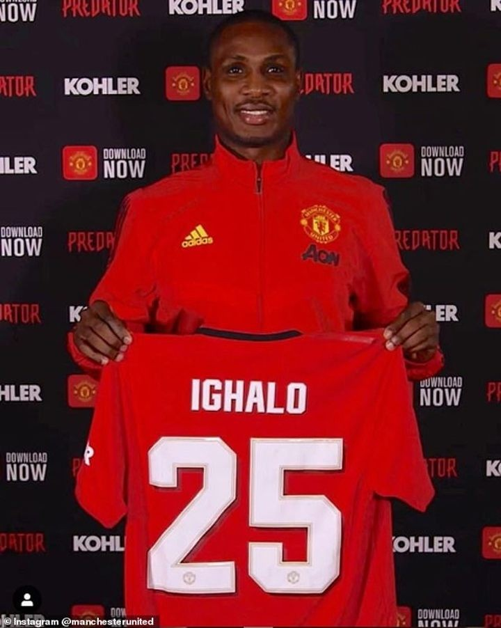 Top 10 Nigerian players in Premier League as Odion Ighalo prepares for Man United debut