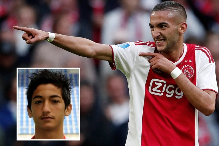 Ziyech Fell Into Spiral Of 'drinks & Drugs' After Father's