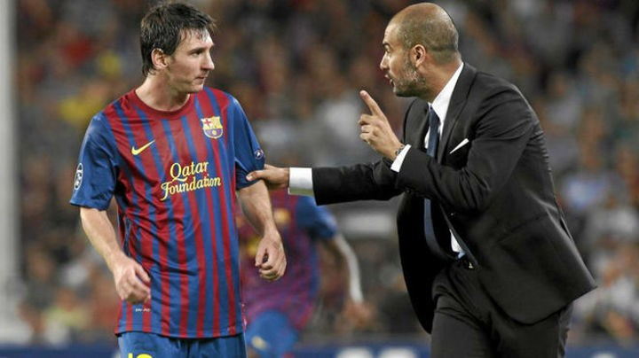Does the European ban close the door to Manchester City for Messi?