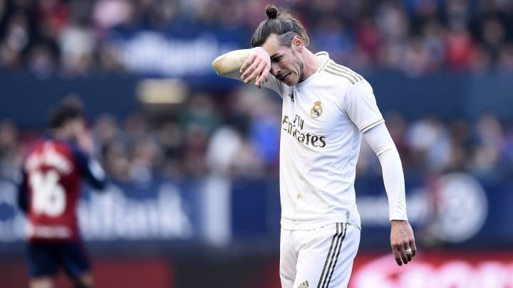 Gareth Bale's Bernabeu drought continues as he spent 337 days with no goal there