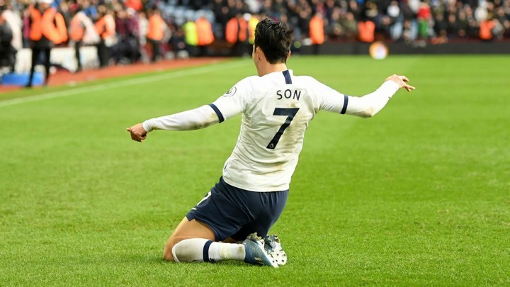 Son becomes 1st Asian player to score over 50 PL goals with 9 goals this season