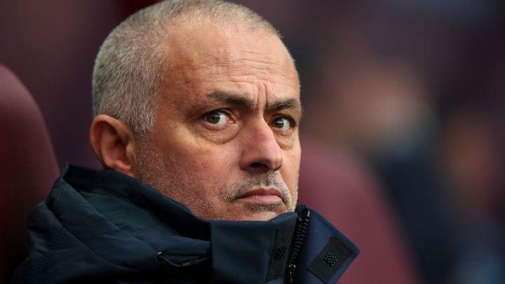 Mourinho says Man City European ban doesn't change Tottenham's mentality