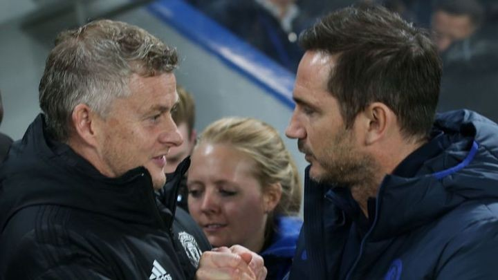 Carragher: Top-four race will affect Lampard & Solskjaer's futures