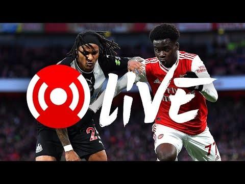 Arsenal 4-0 Newcastle United | Arsenal Nation Live