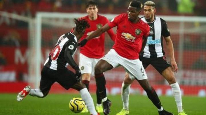 Solskjaer says Pogba faces a challenge just to get fit again