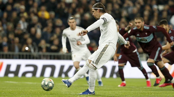 Ramos has scored 12 penalties from 12 attempts for Madrid since Ronaldo left