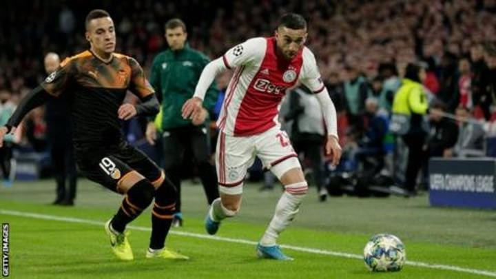 Ziyech - the street footballer who became Chelsea's latest big-money signing