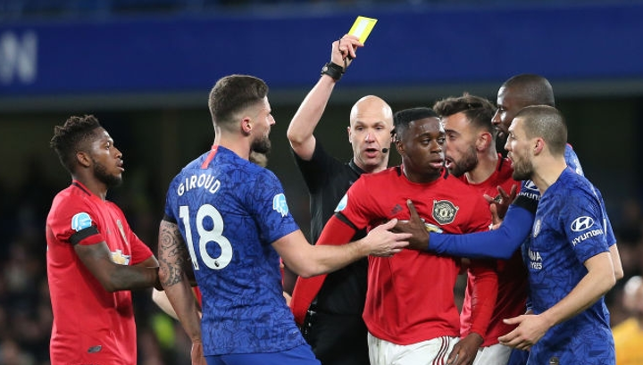 Anthony Taylor, referee of Chelsea vs Man Utd, is from Manchester