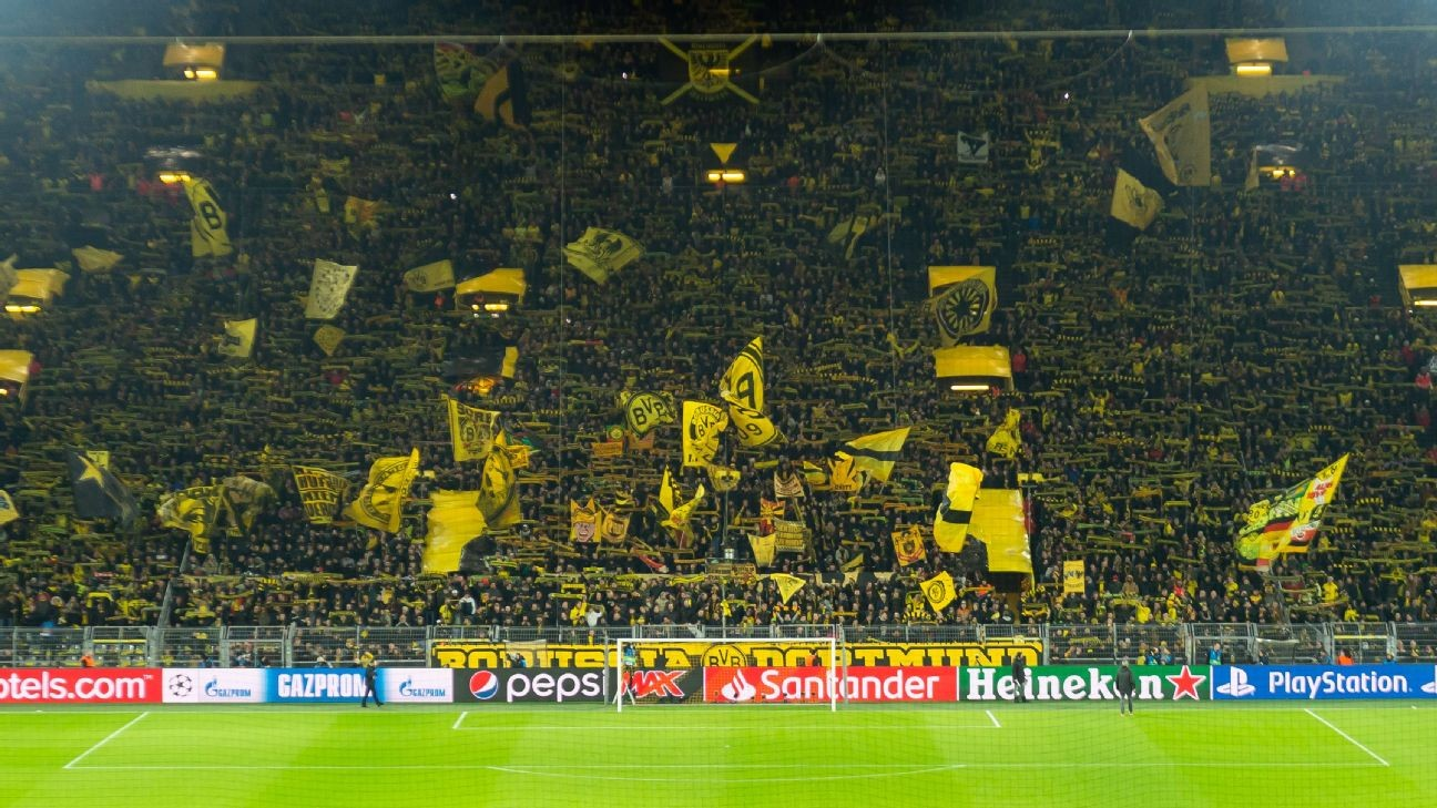 Borussia Dortmund handed 2-year Hoffenheim ban for offensive chants