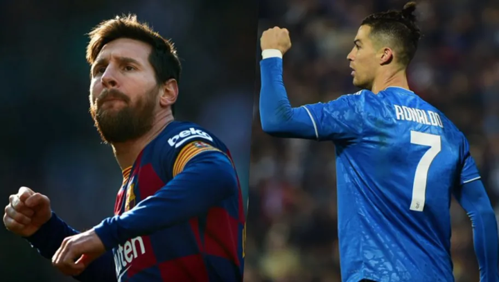 M10's 1000 contributions vs CR7's 1000 matches - Things to know from last night
