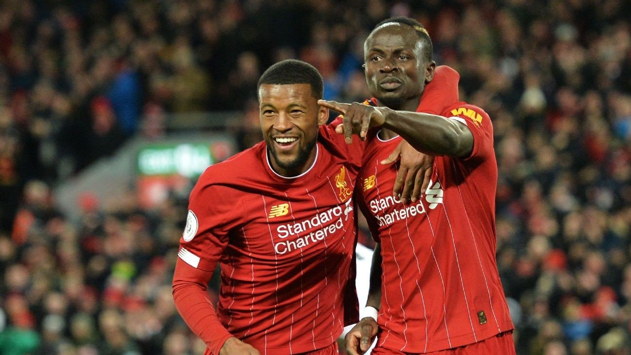 Liverpool make their extraordinary record-breaking exploits look ordinary in win vs. West Ham