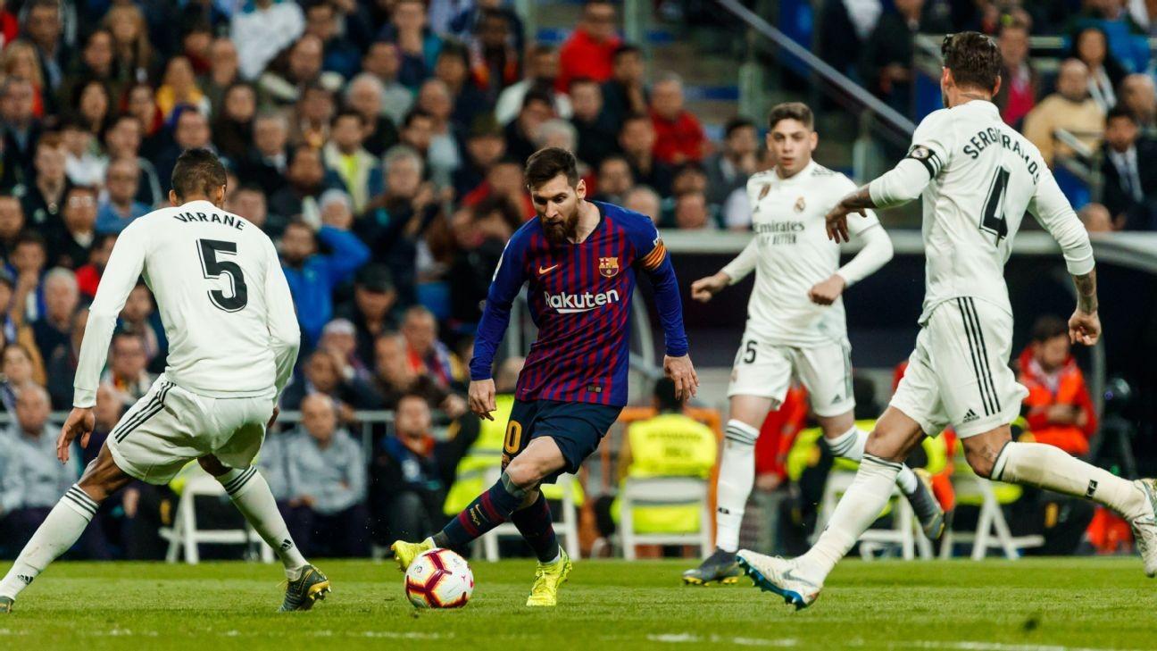 Real Madrid vs. Barcelona burning questions: Who has the clasico edge in this season's La Liga decider?