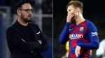Bordalas used De Jong's criticism to motivate Getafe players against Ajax