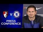 Lampard Gives Update on Loftus-Cheek, Abraham, Pulisic & Kante + Talks VAR | Chelsea v Bournemouth