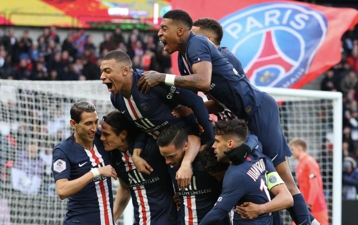 PSG 4-0 Dijon: Mbappe, Icardi & Sarabia hand PSG easy win, Di ...