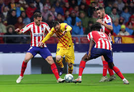 Atlético Madrid boosted by return of 'three musketeers' ahead of Granada match