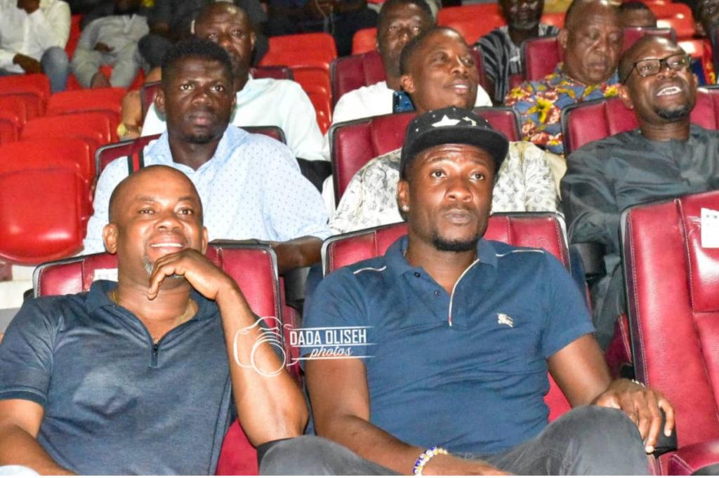 CK Akonnor, Asamoah Gyan in attendance  as Asante Kotoko batter Bechem United in Accra