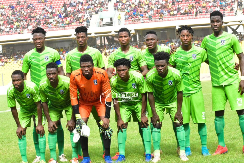 VIDEO: Watch highlights of Bechem United's 2-1 win against Liberty Professionals