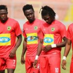 Asante Kotoko set to sack 7 players - Reports