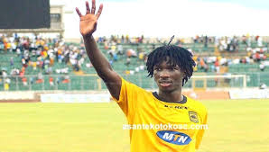 Sogne Yacouba dropped, as Hearts and Kotoko release 30 man squads for London clash