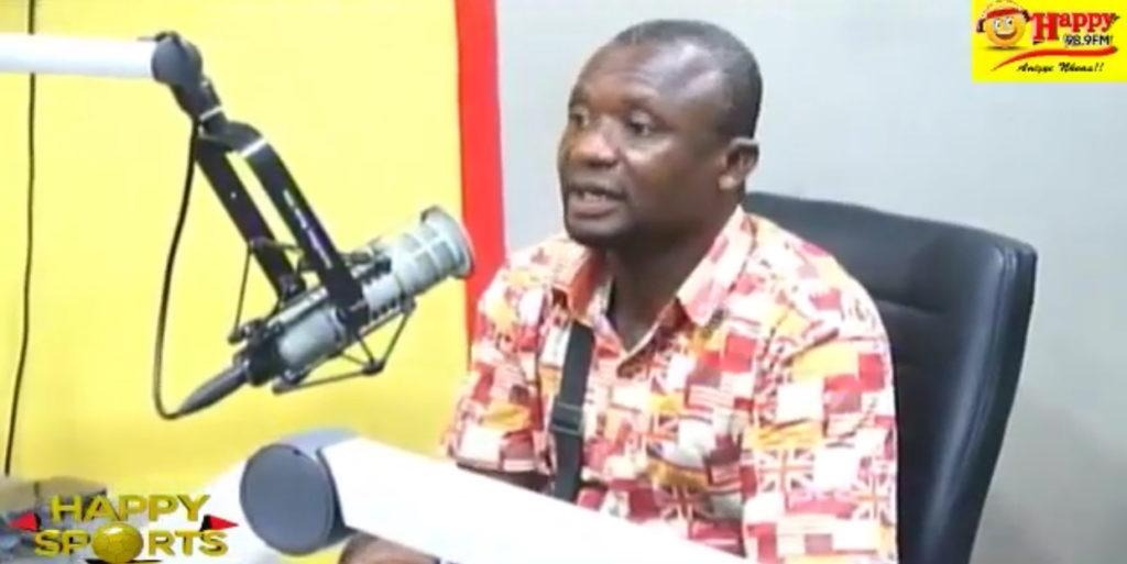 VIDEO: Maxwell Asabre discloses 'conspiracy' behind Asante Kotoko's adoption of Accra as home venue over Obuasi