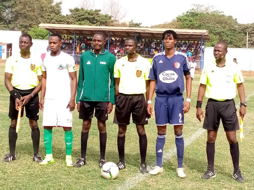 2019/20 Ghana Premier League: Week 11 Match Report — Eleven Wonders 1-1 WAFA