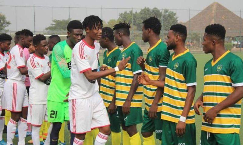 WAFA captain Abubakar Ibrahim charges teammates to beat Kotoko