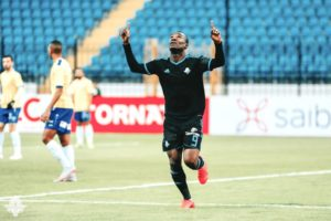 VIDEO: John Antwi's lone goal for FC Pyramids knock Ismaily out of Egypt Cup