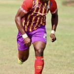 VIDEO: Burly forward Kofi Kordzi wins Hearts of Oak Goal of the Month for January