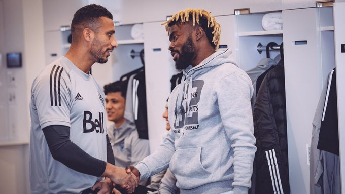 Former Dreams FC captain Leonard Owusu delighted to finally arrive at Vancouver Whitecaps