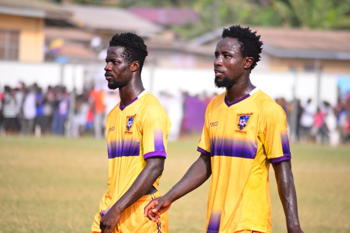 2019/20 Ghana Premier League: Week 10 Match Report — Medeama 1-2 Elmina Sharks