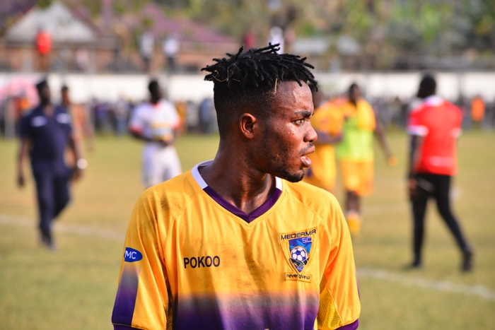 Medeama duo Agyenim Boateng and Agyei Boakye suspended for Inter Allies clash