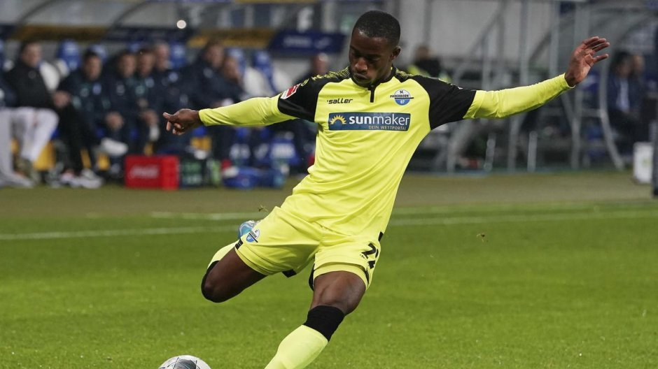 SC Paderborn midfielder Christopher Antwi-Adjei ready to face 'old love' Schalke in Bundesliga
