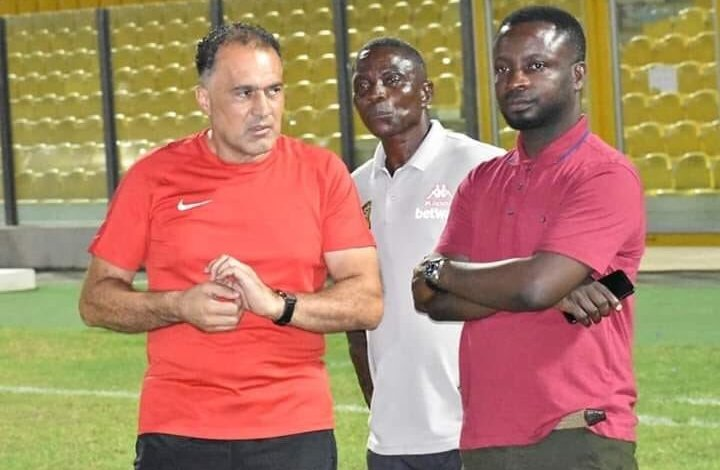 AshGold trainer Kasim Gokyildiz blasts Ghana FA over 'FAKE' coaching license charge
