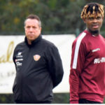 'Disappointed' Dynamo Dresden coach lifts lid on why Godsway Donyoh is struggling at the club