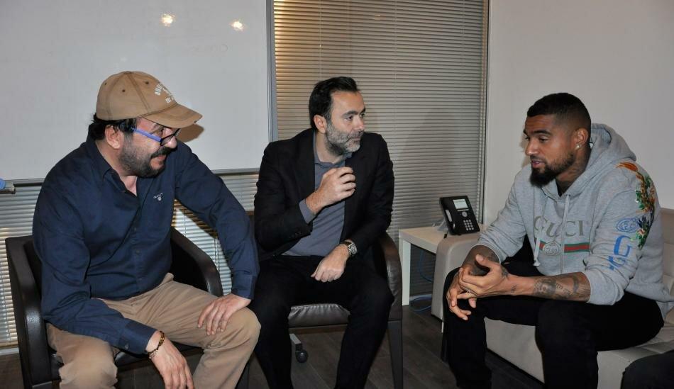 K.P Boateng can be the new Mario Gomez of Besiktas- Turgay Demir