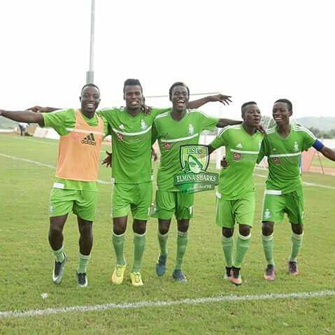 2019/20 Ghana Premier League: Week 11 Match Report- Elmina Sharks 1-0 Ebusua Dwarfs