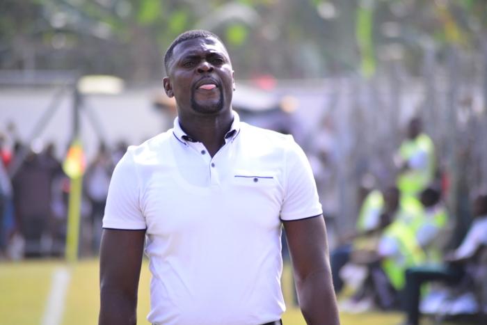 Health concerns force Medeama coach Samuel Boadu to take a break