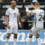 Swansea star Andre Ayew delighted to end goal drought against Huddersfield