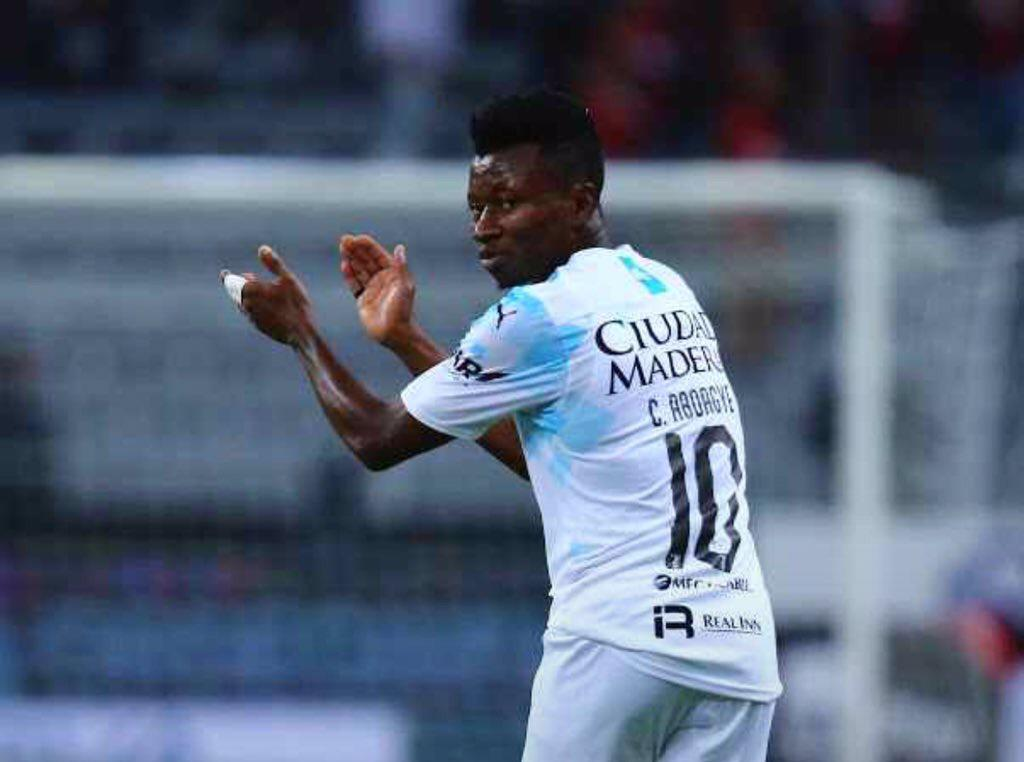 VIDEO: Mexican side Gallos de Querétaro wishes Clifford Aboagye happy birthday with stupendous ball juggling video