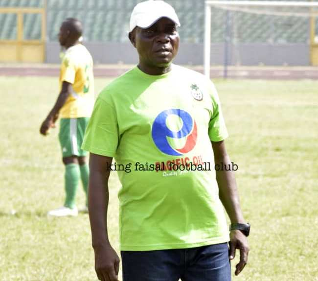 VIDEO: King Faisal coach Anthony Commey on WAFA draw- 'It's better than to lose'