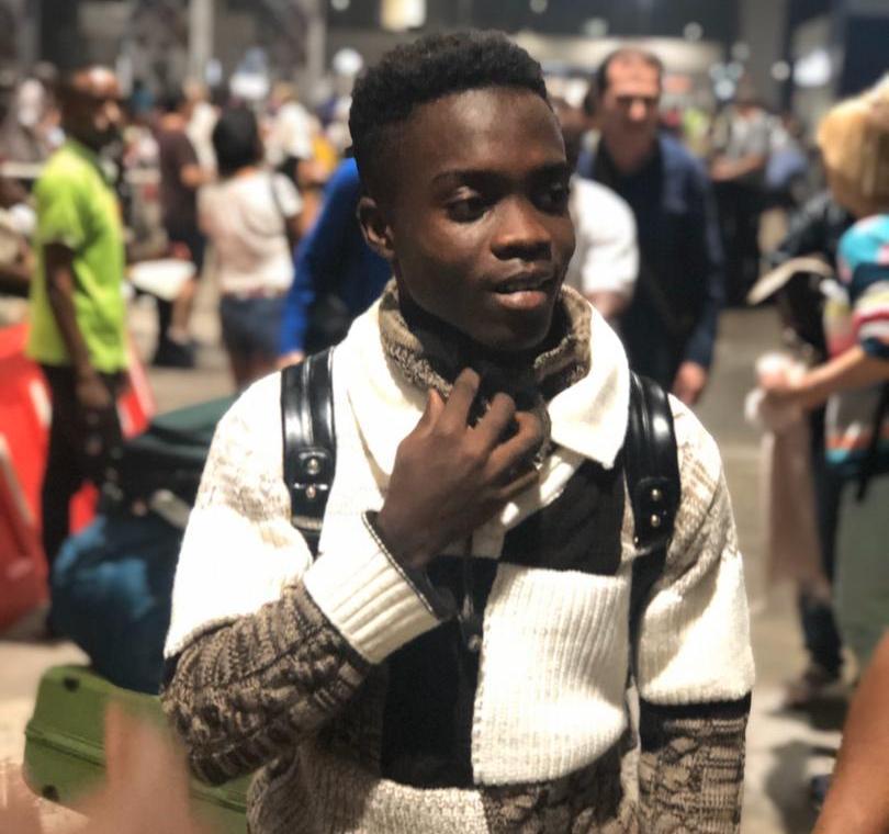 Talented Kotoko teenager returns to Ghana after successful Bayern Munich trials