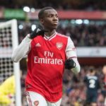 Arsenal forward Eddie Nketiah reveals loan spell at Leeds prepared him for the PL