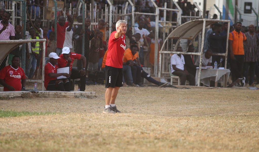 Inter Allies technical head Henrik Lehm delighted with improved defence