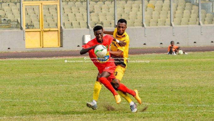 2019/20 Ghana Premier League: Week 10 Match Report - Asante Kotoko 0-0 Ashanti Gold