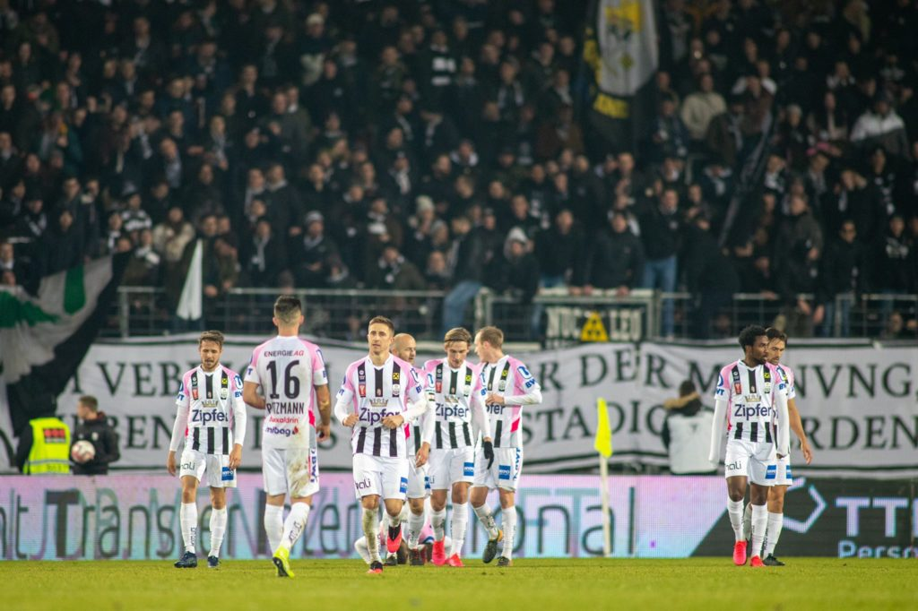 Ghana striker Samuel Tetteh excited after LASK reach Austrian Cup semi-finals