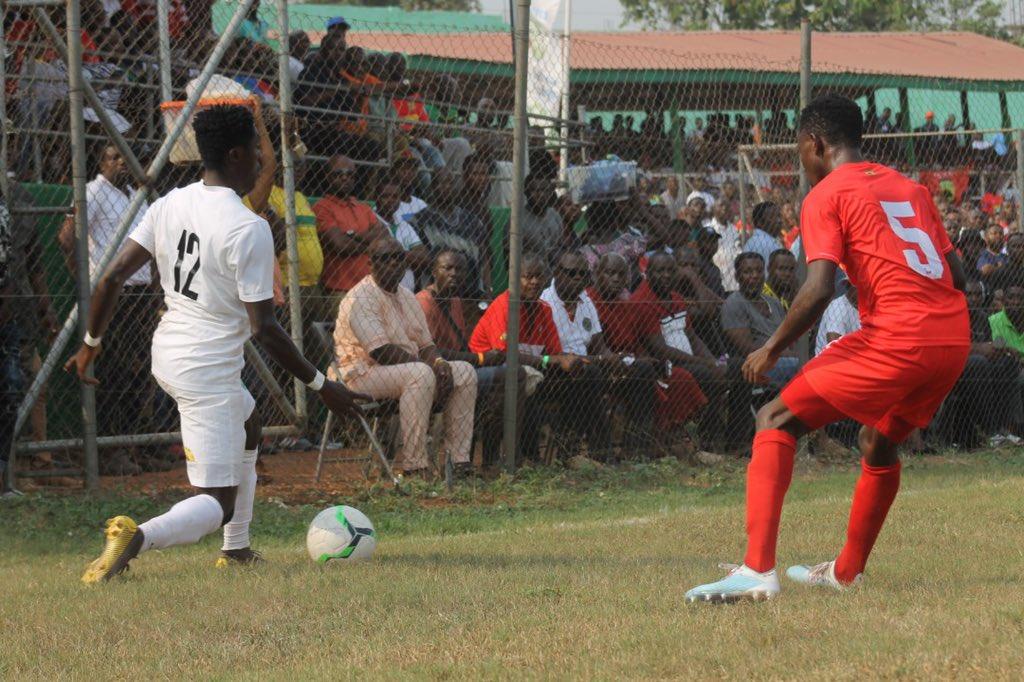2019/20 Ghana Premier League: Week 9 Match Report - Dreams FC 0-1 Asante Kotoko