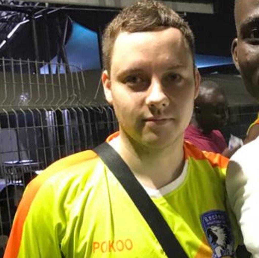 Bechem United appoint Frenchman Romain Fotz as head coach